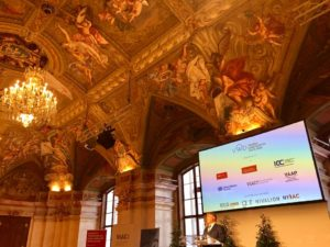 Palais Niederösterreich, opening ceremony, lawyers, conference, TSG Law office